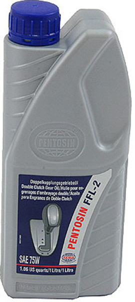 Pentosin 75W Synthetic Double Clutch Transmission Fluid 1 Liter