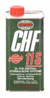 Image of Pentosin CHF 11S Hydraulic Oil 1 Liter