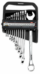 Performance Tool 11 Piece Polished Combination Wrench Set
