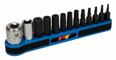 Performance Tool 13 Piece Tamper Resistant Socket Set