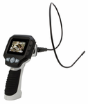 "Performance Tool 2.4"" LCD Flexible LED Inspection Camera"