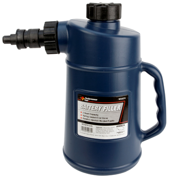 Image of Performance Tool 2 Quart Battery Filler