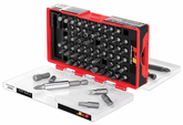 Performance Tool 75 Piece Specialty Screwdriver Bit Driver Set