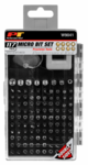 Performance Tool 117 Piece Micro Bit set