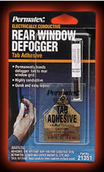 Anco Wiper Blades >> Permatex Electrically Conductive Rear Window Defogger Tab Adhesive - PER21351