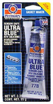 Permatex Ultra Blue RTV Silicone Gasket Maker (3 oz.)