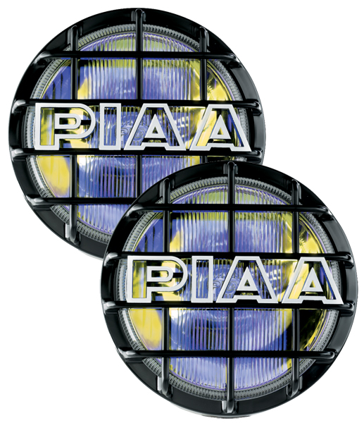 Image of PIAA 520 Series Black Ion Crystal Driving Lights Kit