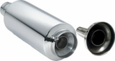 Pilot Racing Muffler with Silencer