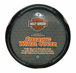 Plasticolor Harley Davidson Steering Wheel Cover