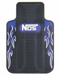 PlastiColor NOS Blue Floor Mats (Pair)