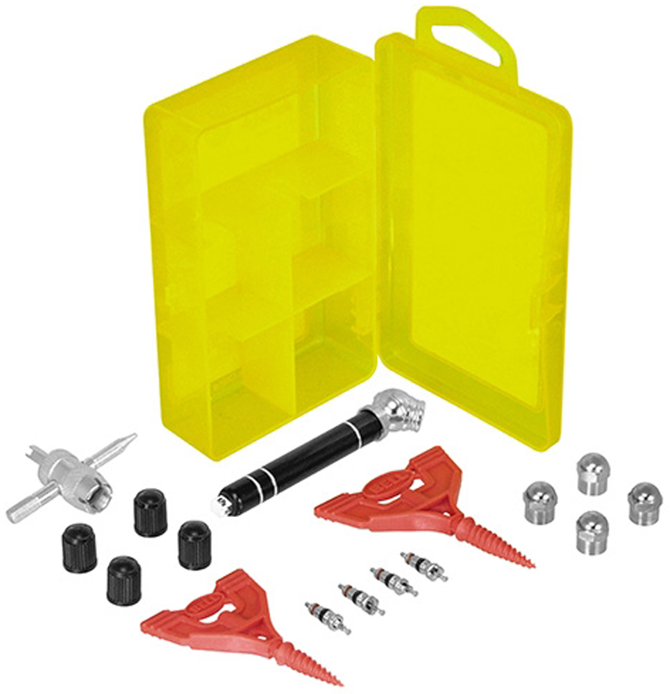 Image of 16 Piece Plug & Go Tire Repair Kit