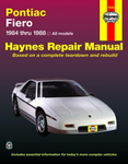 Pontiac Fiero Haynes Repair Manual (1984-1988)