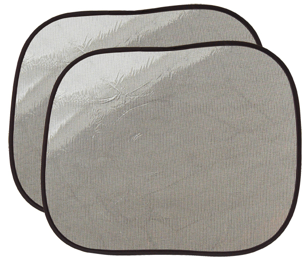 Image of Pop Up Static Cling Side Window Sunshade (2 Pack)