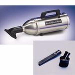 Vac N' Go® 500 Watt Portable Chrome Hand Vacuum