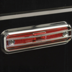 Putco Chrome Side Marker Lamp Covers
