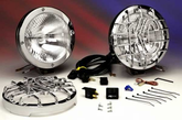 """Rally 800 8"""" Stainless Steel Driving Light Kit"""