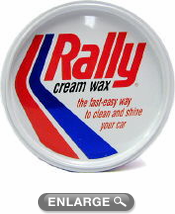 Rally Cream Wax (10 oz.)