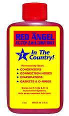 Image of Red Angel A/C Stop Leak & Conditioner (2 oz.)