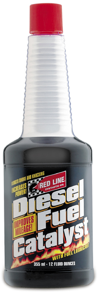 Red Line Diesel Fuel Catalyst 12 oz.