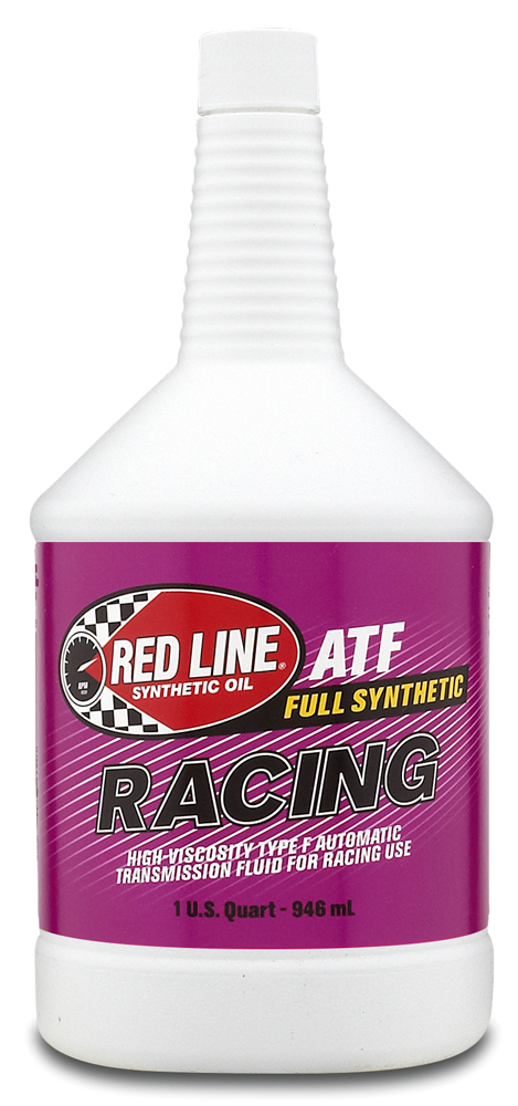 Image of Red Line Synthetic Racing Automatic Transmission Fluid (1 Qt.)