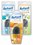 Refresh Odor Eliminating Dual Oil Scented Oil Wick Air Fresheners