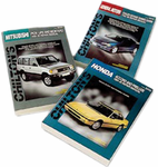 Repair Manuals for Honda Vehicles