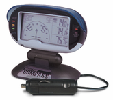 Road Pro Digital Compass with Temperature and Voltage Meter