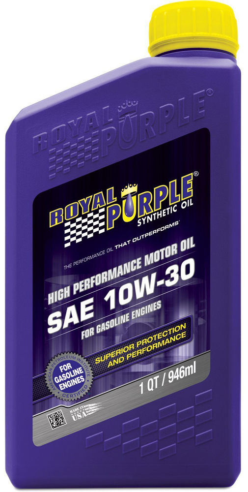Image of Royal Purple 10W30 Motor Oil (1 Qt.)