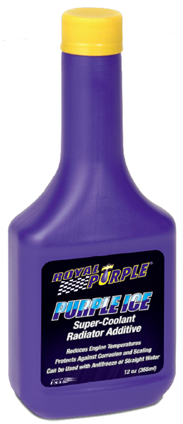 Image of Royal Purple Purple Ice Radiator Super Coolant 12 oz.
