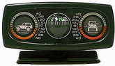 Rugged Ridge Clinometer With Compass
