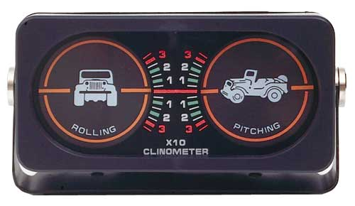 Image of Rugged Ridge Clinometer With Light