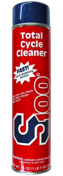 Image of S100 Aerosol Total Cycle Cleaner