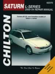 Saturn L-Series (2000-04) Chilton Manual