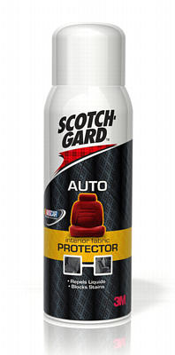 Image of Scotchgard Auto Care Fabric and Upholstery Protector