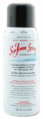 Sea Foam Engine Intake Cleaner Spray 12 Oz Milss 14