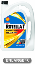 Shell Rotella 15W40 Motor Oil (Gallon)