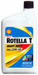Shell Rotella 15W40 Motor Oil (Quart Size)