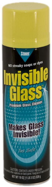 Image of Stoner Invisible Glass Aerosol Glass Cleaner (19 oz.)