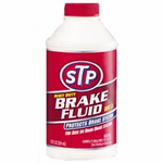 STP Brake Fluid, (12oz.)