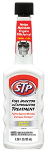 Image of STP Fuel Injector & Carburetor Cleaner 5.25 oz.