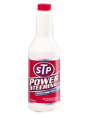 Image of STP Power Steering Fluid 12 Oz.