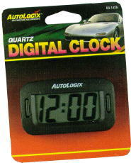 Image of Super Size Digital Clock