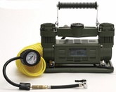 SuperFlow Dual Cylinder Air Compressor
