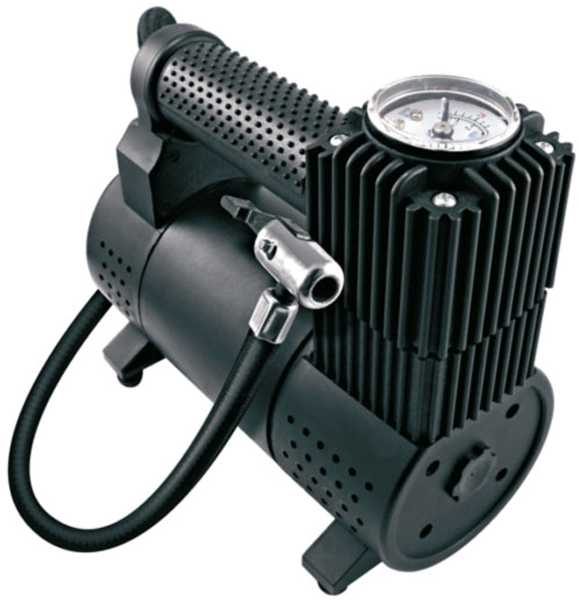 Image of Superflow Portable 12 Volt Deluxe Tire Inflator