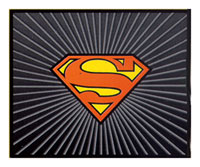 Image of Superman Utility Mat