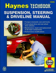 Suspension, Steering & Driveline Haynes Techbook