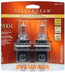 Sylvania 9004 SilverStar Ultra Twin Pack