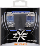 Sylvania Silverstar zXe Headlight Bulbs (Pair)