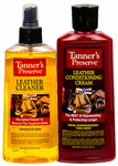 Tanner's Preserve Leather Care Combo Pack