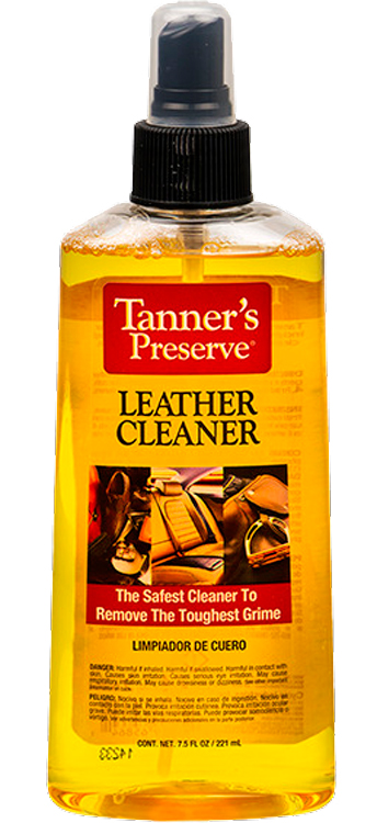Image of Tanners Preserve Leather Cleaner 7.5 oz.